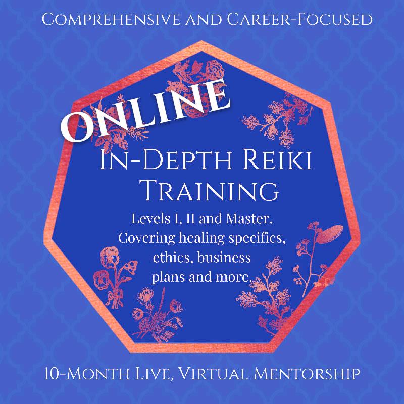 Online Reiki Mentorship Program 2021-2022